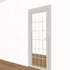 Cottage White #2 Interior Design Render