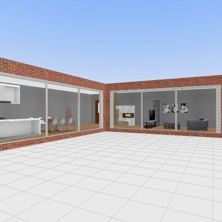 320 mp 2.0 Interior Design Render