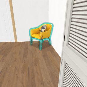 1 house Interior Design Render