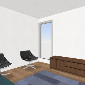 Casa simples  Interior Design Render