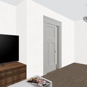 Loreto Cervantes Proyecto1 Interior Design Render